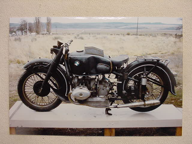 Old Photos Bmw Motorcycles Vintage Victoria Collector