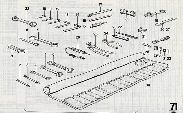 bmw tool kits – duane ausherman bmw motorcycles